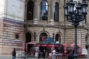 Oper Frankfurt Parkhaus