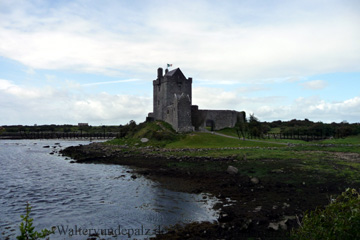 Dunguaire Castle in Irland.
