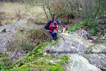 Klettersteig Rhein : Klettersteig rheinsteig mittelrheintal boppard am rhein